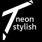 neon stylish