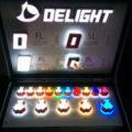 LEDサインのサンプル制作事例