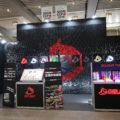 SIGN EXPOでのLEDサイン「DELIGHT」ブース