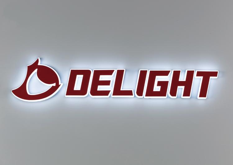 LEDサイン 側面発光 Side Lit SL