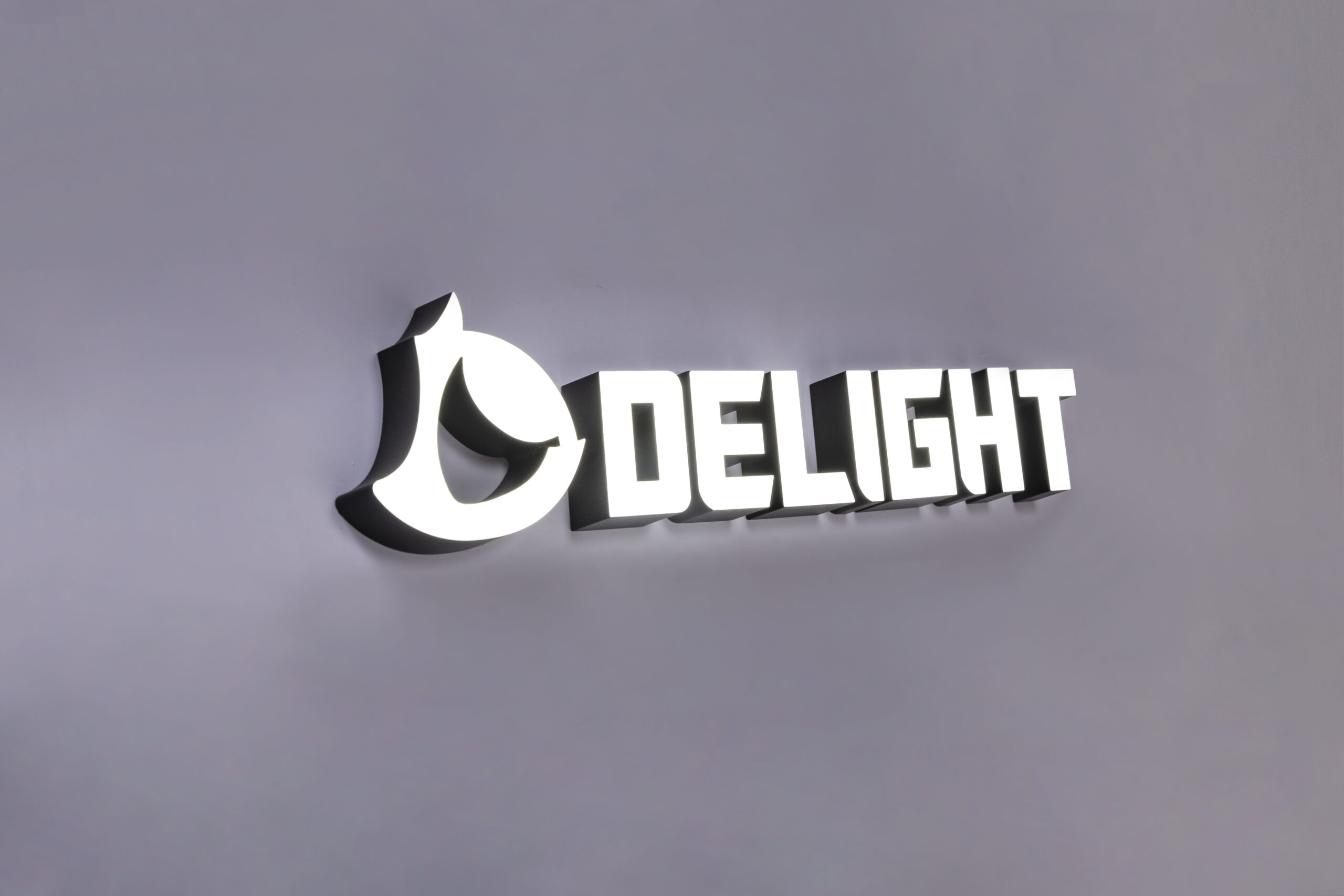 LEDサイン 正面発光